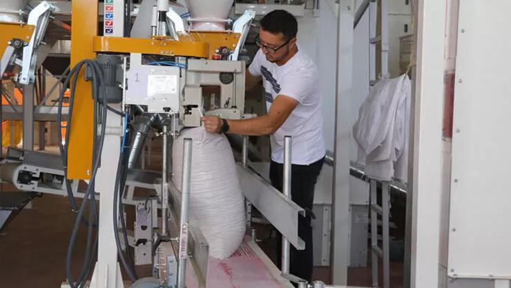 2.4 milyon lira hibe sağlandı! Günlük 150 ton...
