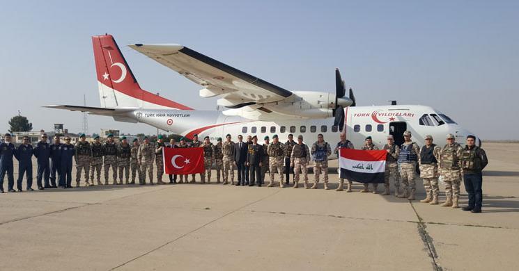 25 Askeri Personel NATO Görevi İçin Irak'ta