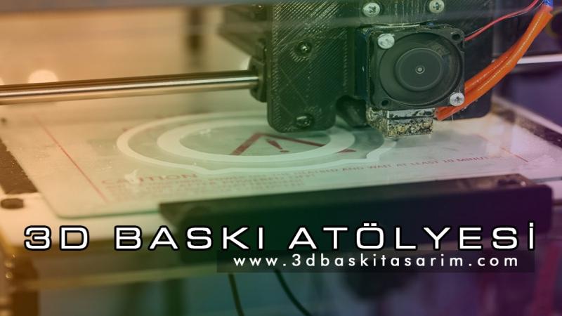 3D Baskı Tasarım Firması Çalışma Alanları