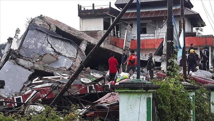 6.2 büyüklüğündeki depremde can kaybı artıyor