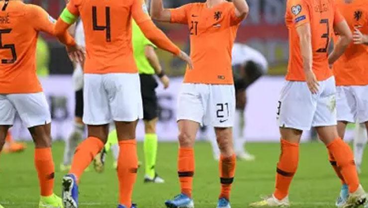 A Milli Futbol Takımı'nın rakibi Hollanda'nın aday kadrosu açıklandı