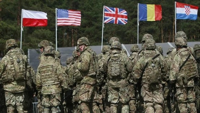 ABD ve 26 Avrupa ülkesinden 28 bin askerle ortak tatbikat
