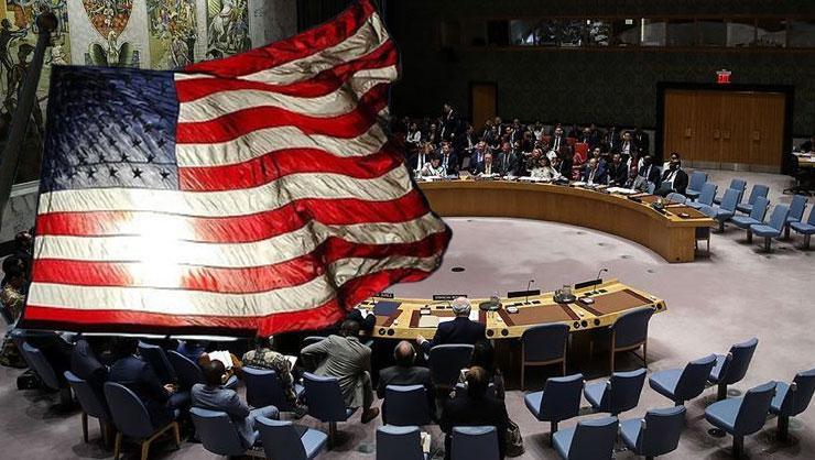 ABDden skandal üstüne skandal! Açıklamaya engel oldu