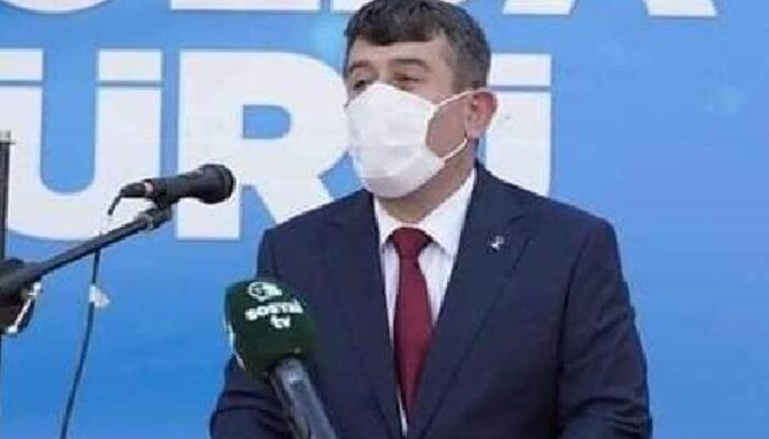 AK Partili Ramazan Turhan koronavirüse yakalandı