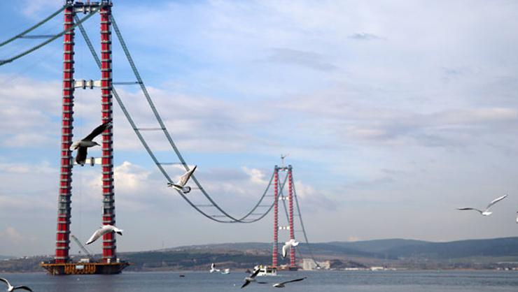 AK Partili Turandan Çanakkale Köprüsü müjdesi: Yıl sonunda araçla...