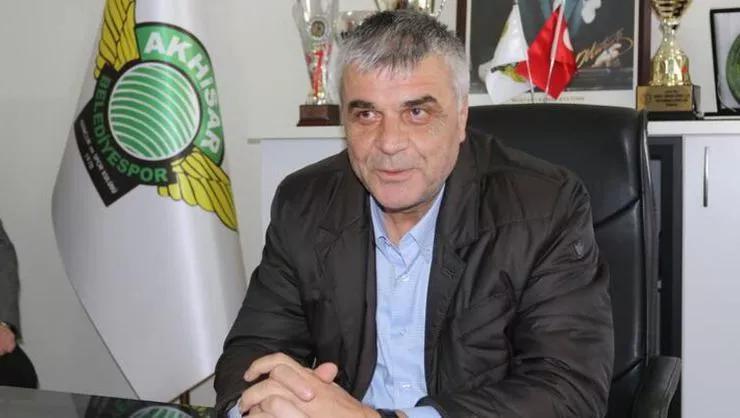 Akhisarsporun eski başkanı Hüseyin Eryüksel hayatını kaybetti