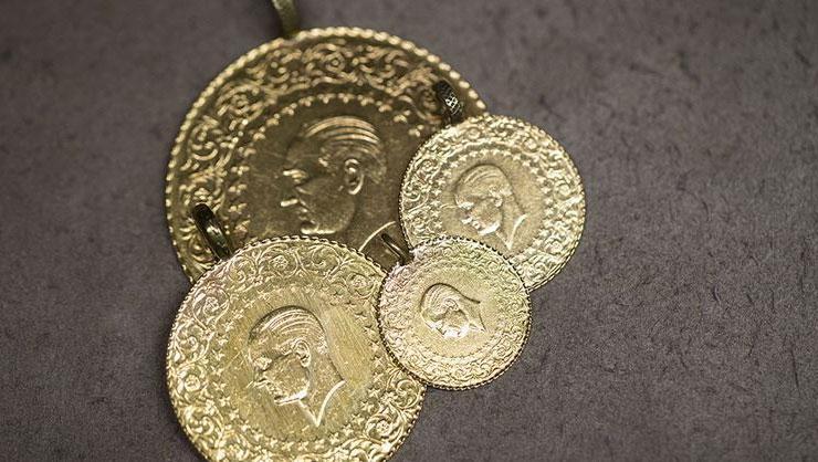 Altının gramı günü yüzde 1,33 artışla tamamladı