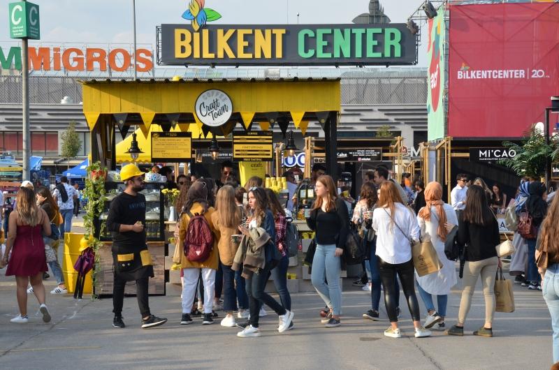 Ankara Coffee Festival kapılarını 1 Ekim Dünya Kahve Günü'nde Bilkent Center'da açacak.