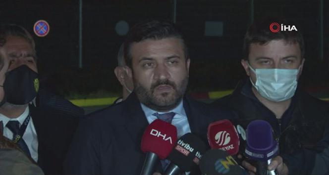Ankaragücü Başkanı Fatih Mert: 'Adil yönetim istiyoruz'
