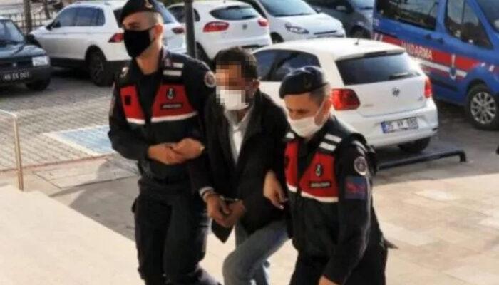 Antalya'da iğrenç haber! 4 yeğenine cinsel istismardan tutuklandı