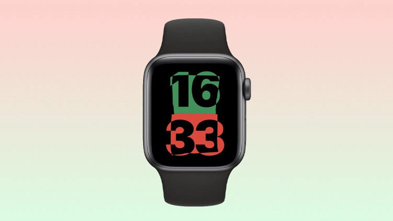Apple Watch Series 6 Black Unity Duyuruldu