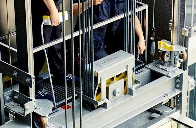 Asansör Montajında Kaliteli Çalışmalar