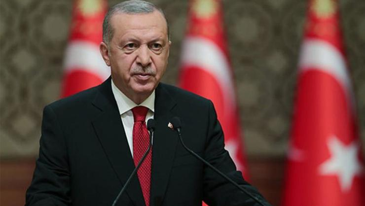 Askerlere seslenen Cumhurbaşkanı Erdoğan, Ermenistanı uyardı
