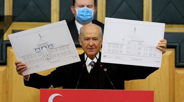 Bahçeli duyurdu: Azerbaycan, MHP'nin okul projesini kabul etmedi