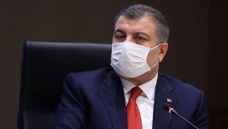 Bakan Koca Bugünden uyarayım diyerek mesaj verdi: Yakında maskeleri...