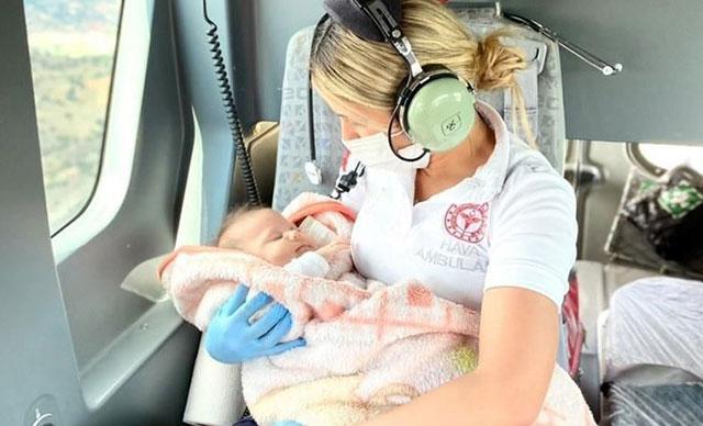 Bakan Kocadan Meliha bebek paylaşımı