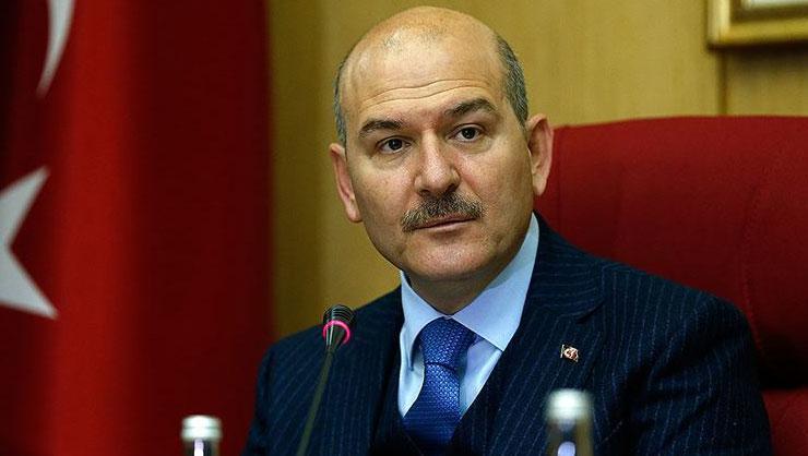 Bakan Soylu'dan Samsunspor Futbol Kulübü Başkanı hakkında suç...