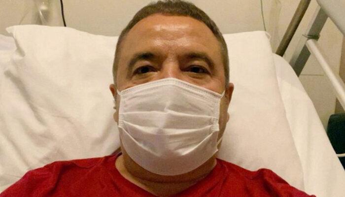 Başkan Böcek'in tedavisinde son durum
