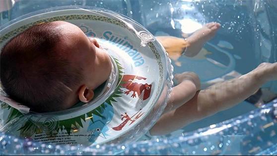 Bebeğinizin Gelişimi İçin Güvenli Bir El Melek Baby Spa