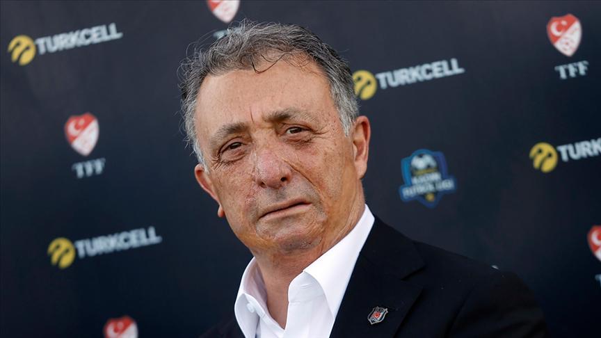 Beşiktaş Başkanı Çebiye 30 gün hak mahrumiyeti cezası