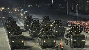 Beyaz Saray duyurdu: Kuzey Kore ilk denemeyi yaptı!