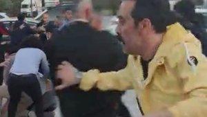 Bodrum'da ralli sonrası silahlı kavga!