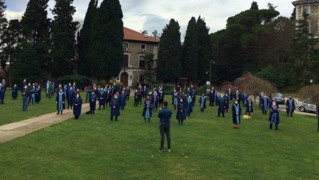Boğaziçili akademisyenlerden daha 'kalabalık' protesto: Vazgeçmiyoruz
