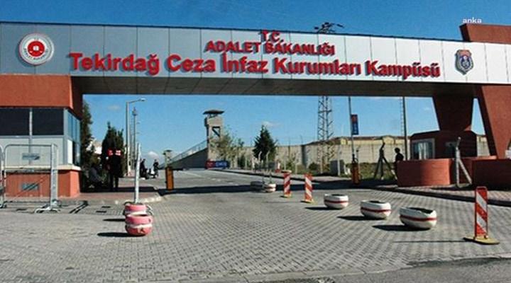 Cezaevinde 'tel kafes' iddiasına bakanlıktan yanıt: Havalandırma bahçesinin üzeri telli