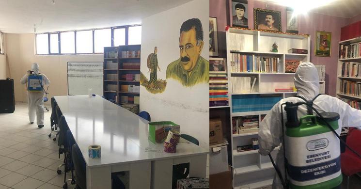 CHP'li Esenyurt Belediyesi HDP'ye Komplo mu Kurdu?