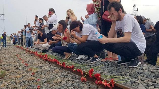 Çorlu tren kazasında yakınlarını kaybedenlerden Lütfi Elvan tepkisi