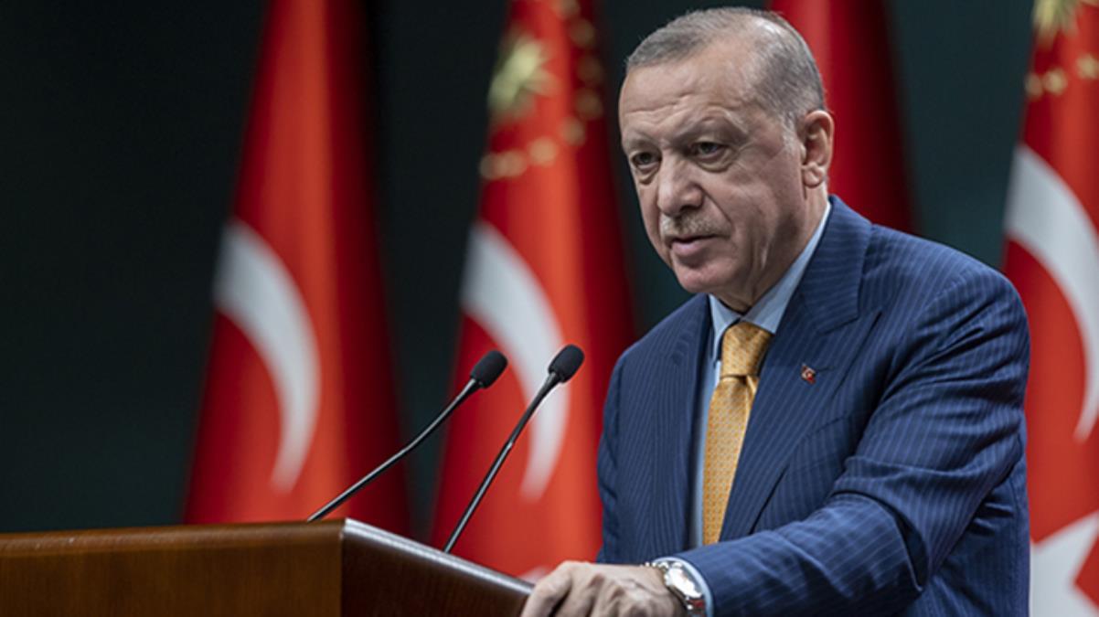 Cumhurbaşkanı Erdoğan: Bayram ikramiyeleri Mayıs başında ve Temmuz ortasında ödenecek