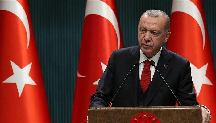 Cumhurbaşkanı Erdoğan'dan flaş yüz yüze eğitim açıklaması!