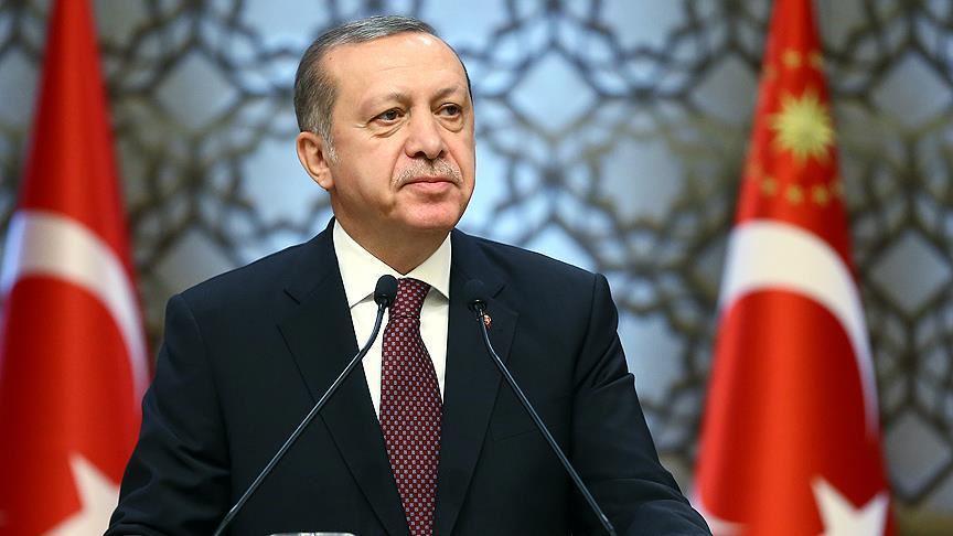 Cumhurbaşkanı Erdoğan: Orman yangınlarının kontrol altına alınması...