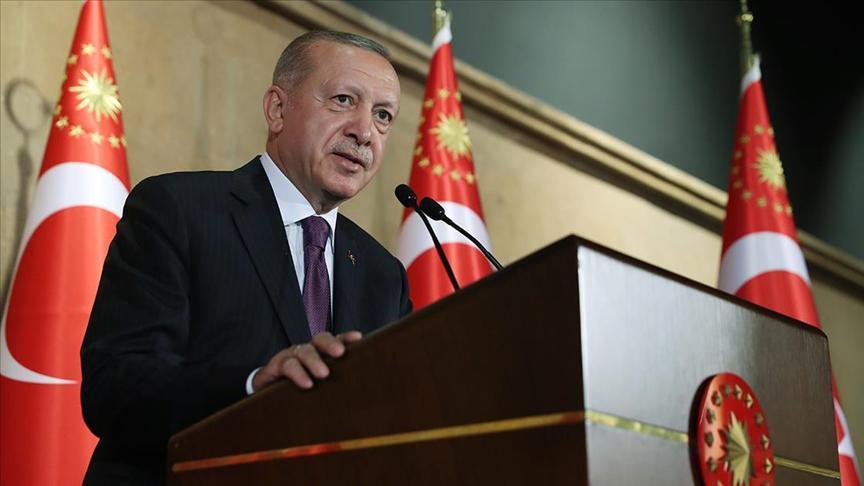 Cumhurbaşkanı Erdoğan: Türkiye, Suriye veya Afganistan kaynaklı...