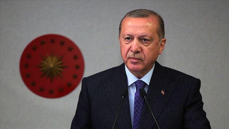 Cumhurbaşkanı Erdoğandan Topbaşın vefatına ilişkin paylaşım