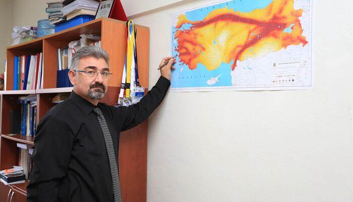Doç. Dr. Kaya: Denizli'deki suskun faylar 6.7 büyüklüğünde deprem üretebilecek potansiyele sahip
