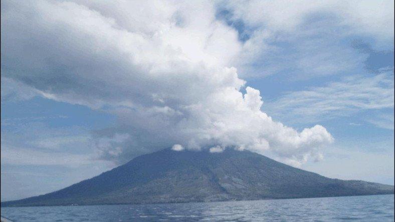 Dronelar Volkanik Aktivite Araştırmalarında Kullanılmaya Başlayacak