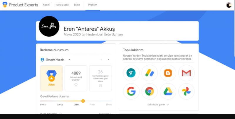 Dünyanın En Genç Google Ürün Uzmanı Eren Akkuş