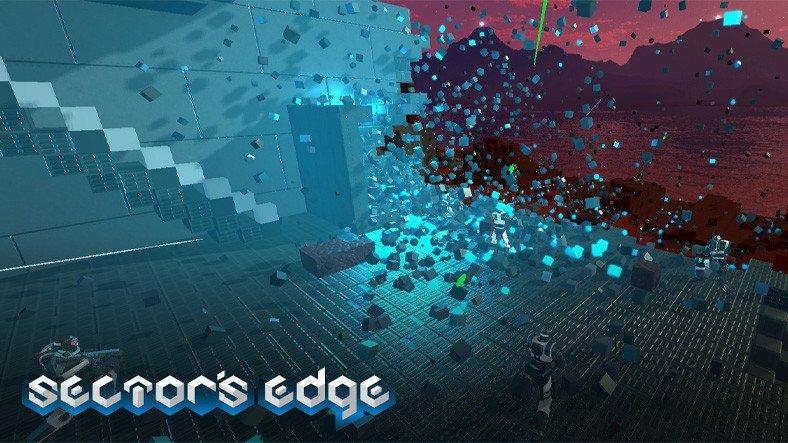 Düşük Donanımlı PC'lerde de Çalışabilecek Sector's Edge, Oynaması Ücretsiz Olarak Yayınlandı