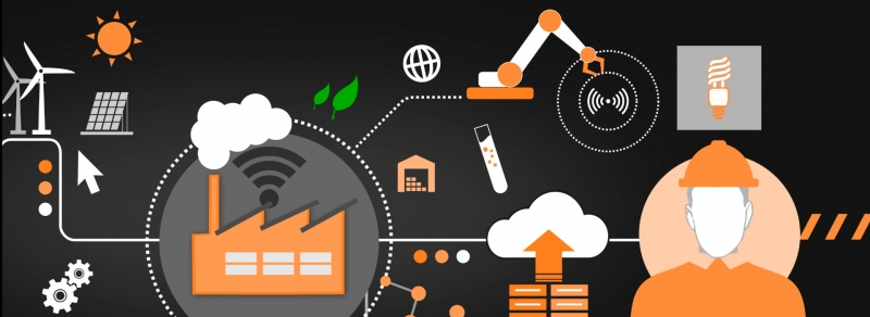 Endüstriyel robotlar kalitenin geliştirilmesi için büyük bir avantajdır