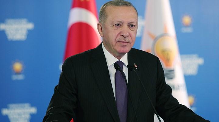 Erdoğan il kongresinde LGBTİ+ bireyleri hedef gösterdi