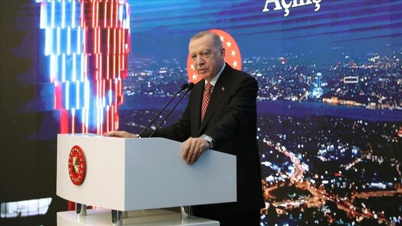 Erdoğan, Kanal İstanbul için tarih verdi