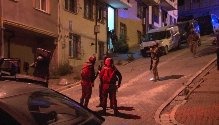 Esenyurt'ta hareketli dakikalar! Uyuşturucu operasyonunda polise ateş açıldı