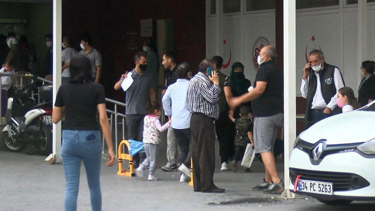 Esenyurtta korkutan iddia! Hastaneler doldu taştı…