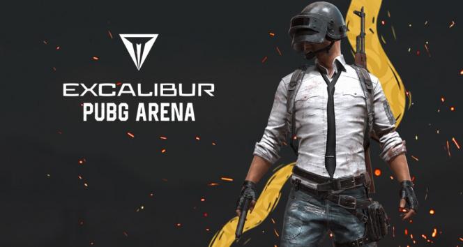 Excalibur PUBG Arena Turnuvası başlıyor