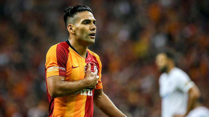 Falcaodan Galatasaraya veda mesajı