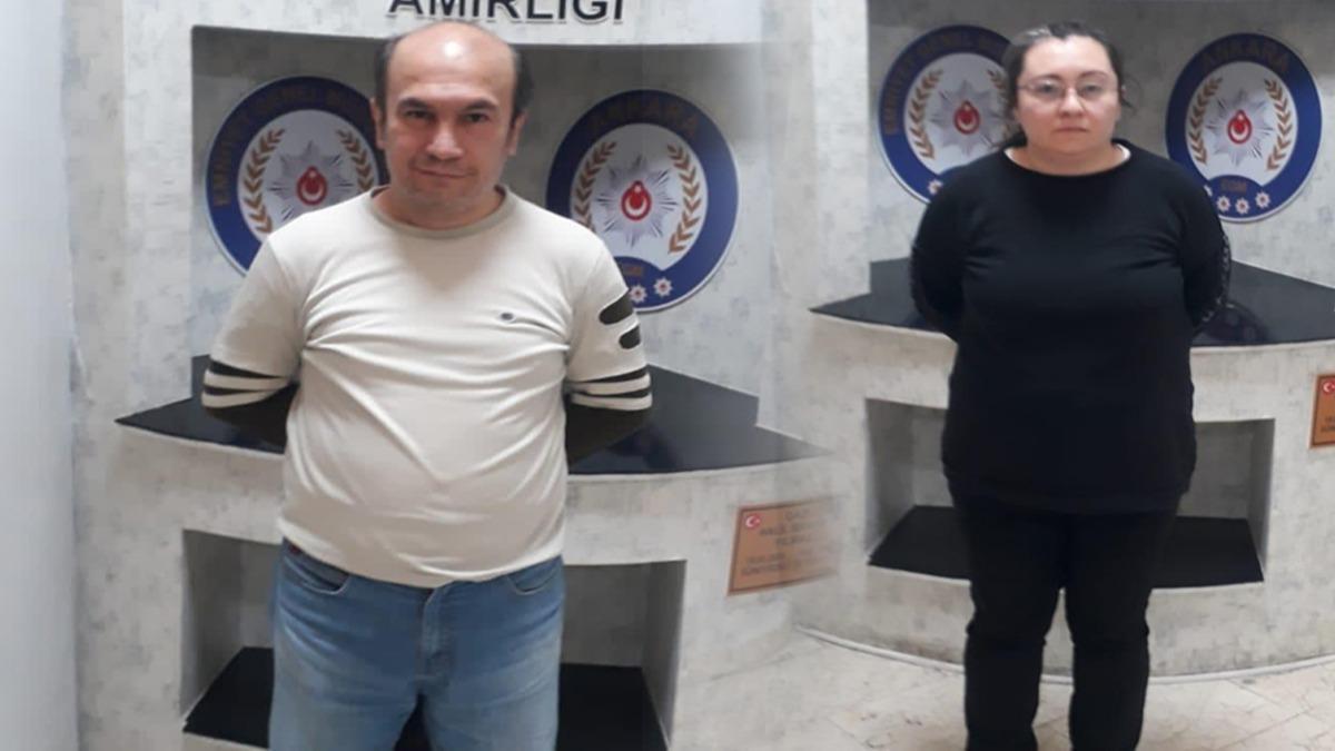 FETÖ'den aranan eski 4. sınıf emniyet müdürü ile eşi yakalandı