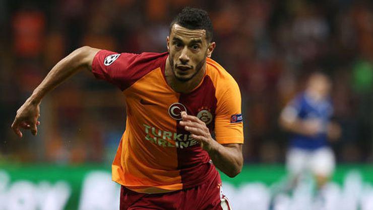 Galatasaraydan Younes Belhandaya 2 yıllık yeni sözleşme