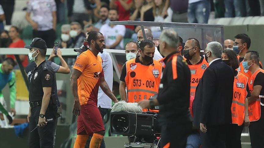 Galatasaraylı Marcaonun 8 maçlık cezası onandı