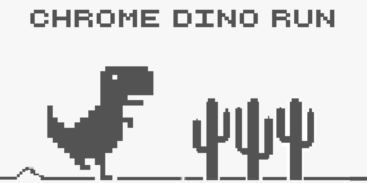 Google'daki dinozor oyunu widget olarak iPhonelara geliyor